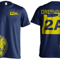 Oregun Shooters First T-Shirt Concept