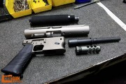 TNW Firearms ASR disassembled