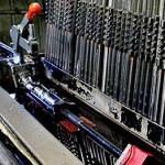 TNW Firearms Broaching Machine