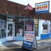 Hole in the Wall Gun Shop