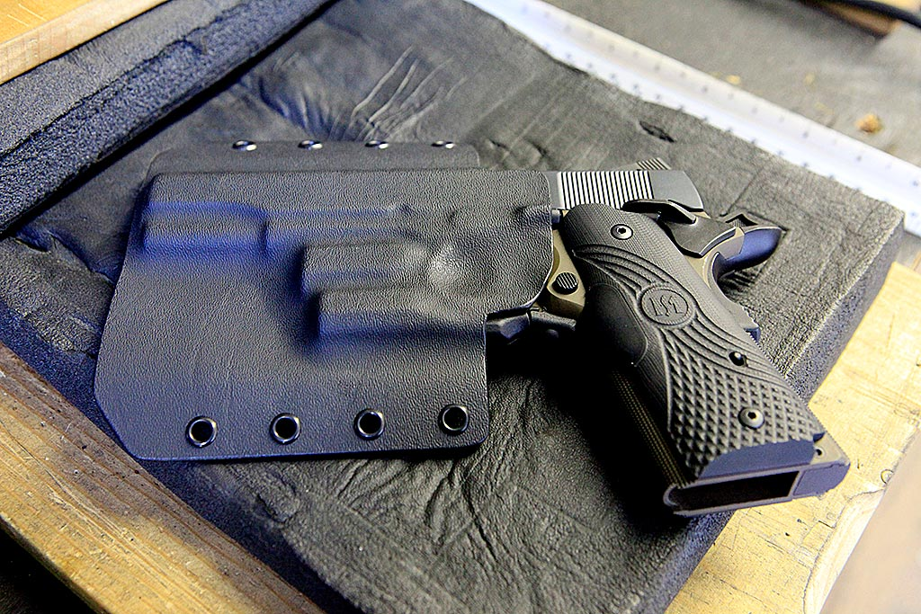 Ory-Gun Holster Company Custom KYDEX Holsters