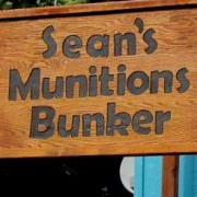 Sean's Munitions Bunker