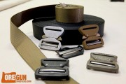 Snake Eater Tactical cobra belt components