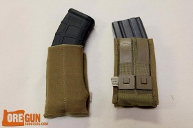 Snake Eater Tactical rifle burrow magazine pouch