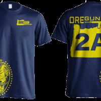 Oregun Shooters First T-Shirt Concept