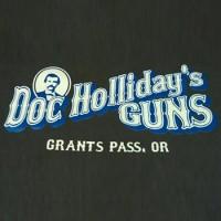 Doc Hollidays Guns